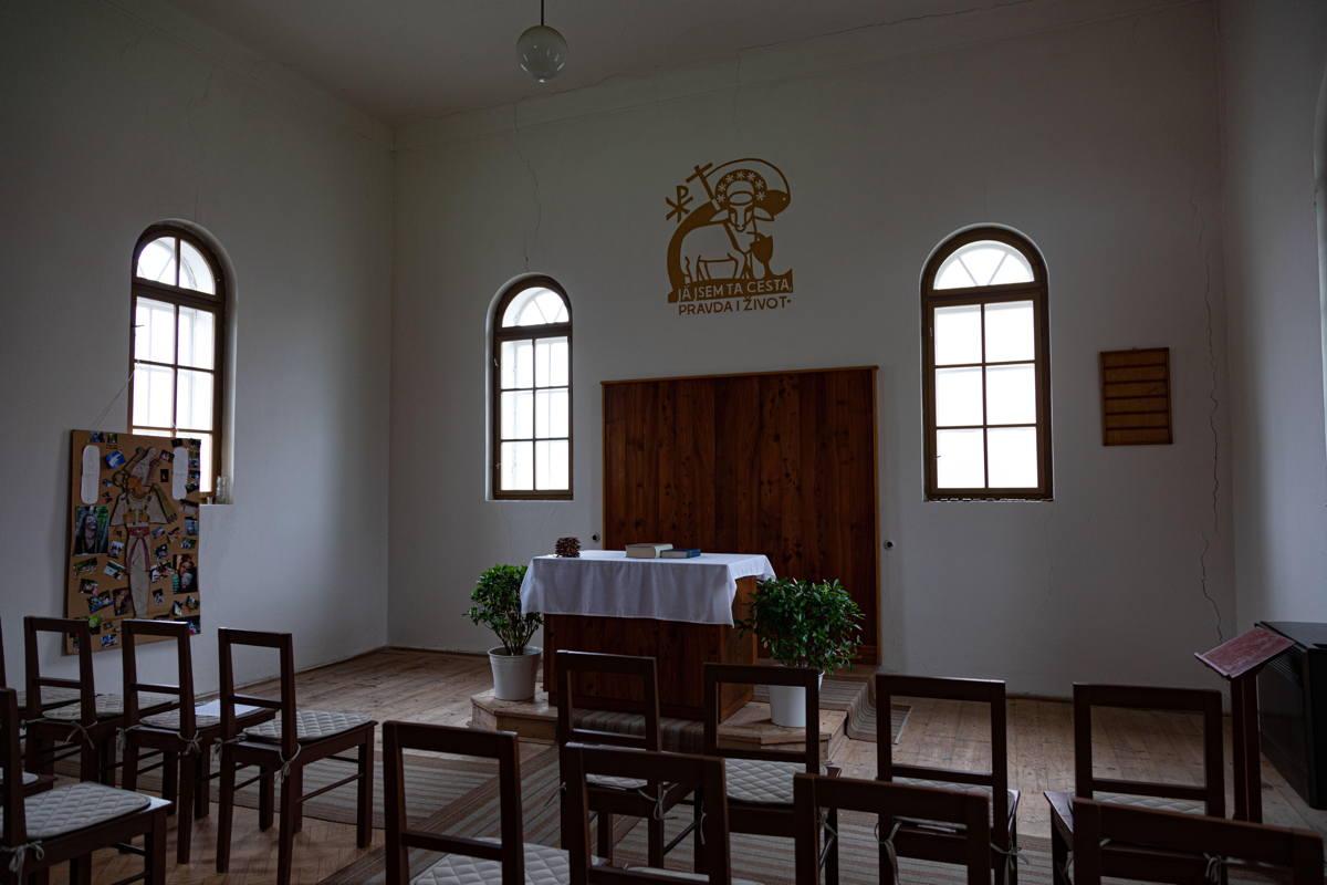 now a Czech Brethren Church