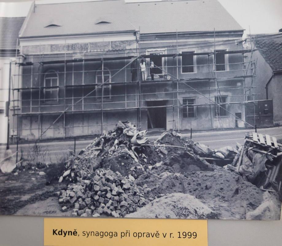 synagogue restoration