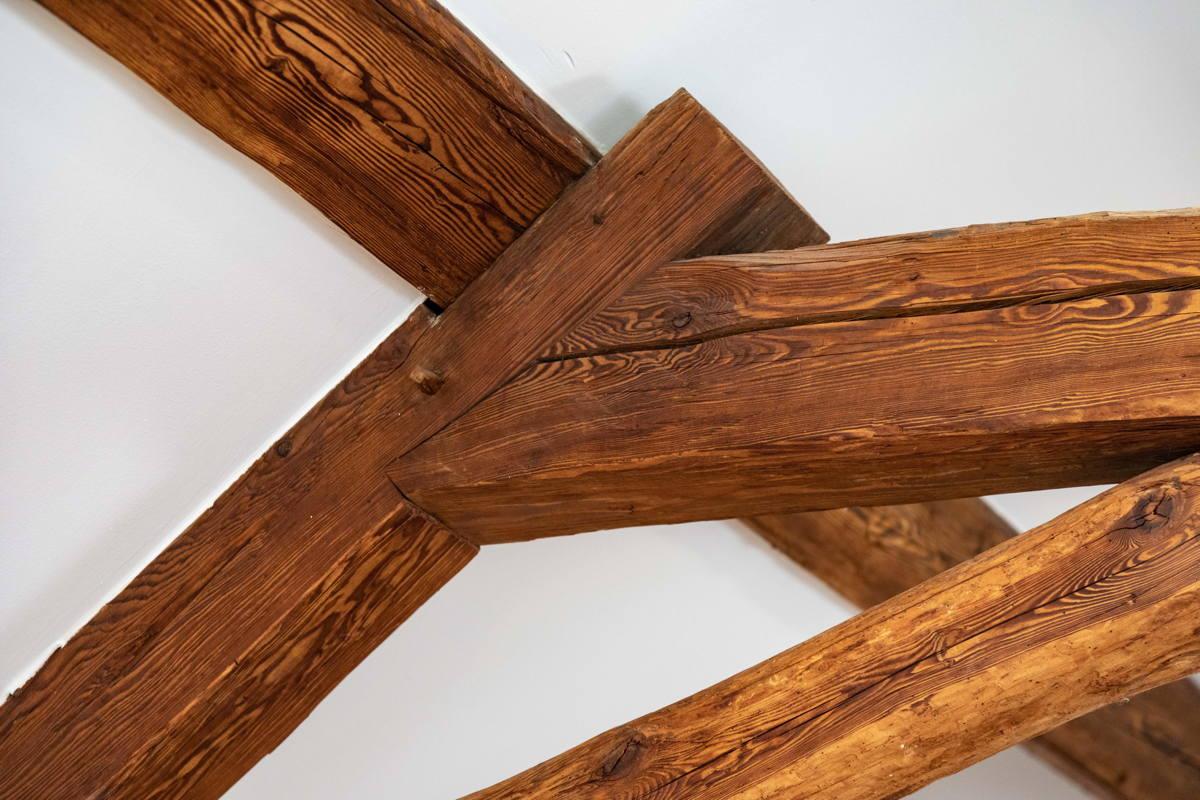 original rafters