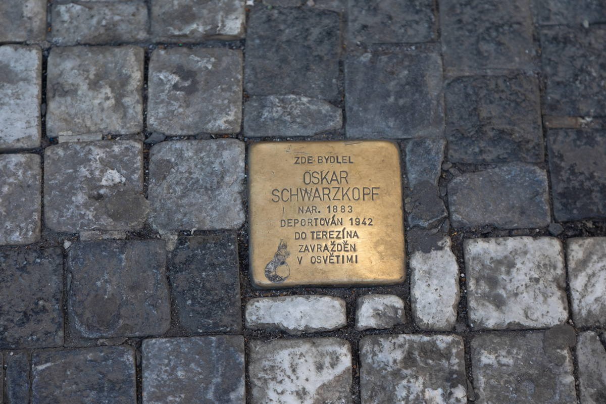 commemorating Jewish victims of the Holocaust