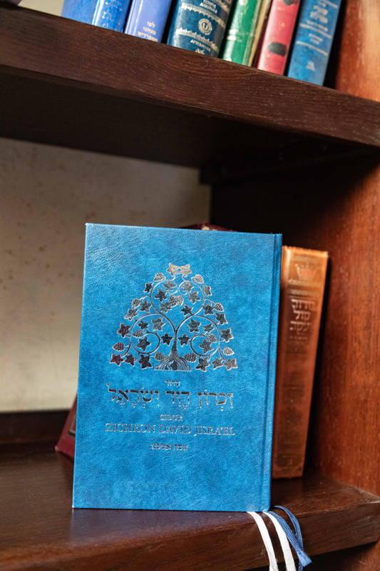 new Czech/Hebrew prayer book