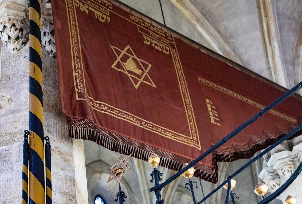 banner from the 15th century